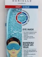 Danielle Creations hot/cold eye mask