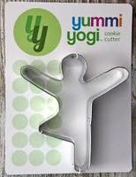 Yummi Yogi Cookie Cutter-Tree Pose