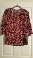 Newbury Kustom starburst printed blouse