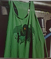 Exclusive Bioshock Racerback Tank Top