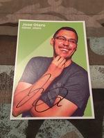 IGN Crew Member Autograph Photo