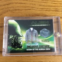 authentic piece of wardrobe from  alien resurrection