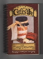 Gifts in a Jar:  Bars & Brownies Recipes
