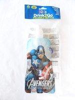 Captain America Avengers Kids Drink 2 Go Foldable Bottle
