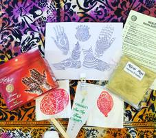 New Age Henna Tattoo Kit