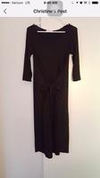 Promesa Black Tie mindi Dress size Medium