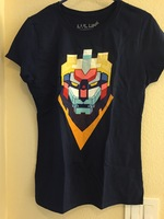 Level Up Women's Voltron Shirt