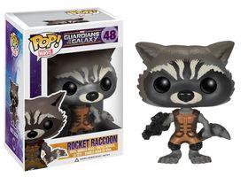 Guardians of the Galaxy Rocket Raccoon Funko Pop Bobblehead