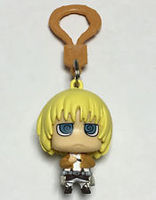 Attack on Titan Armin Backpack Hanger