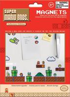 Super Mario Bros Collector's Edition Magnets