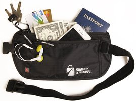 Money Belt for Travel