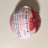 Big Top Candy apple Bath bomb