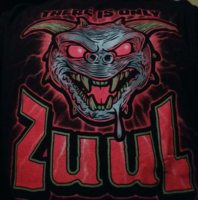 Nerdblock Exclusive Ghostbusters There Is Only Zuul Tshirt