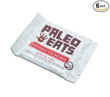 Paleo Eats Coconut Cacao Bar