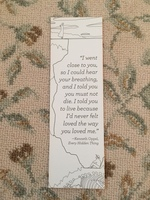 Every Hidden Thing Bookmark