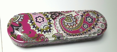 Vera Bradley Printed Pencil Tin