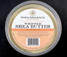 Shea Radiance Whipped Shea Butter with Apricot Oil