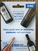 Nakedwines.com $100 Wine Voucher
