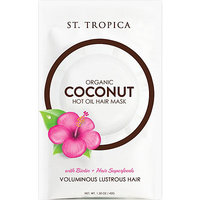 St Tropica Organic Coconut Hot Oil Hair Mask