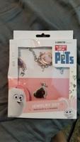 Secret Life of Pets charm bracelet