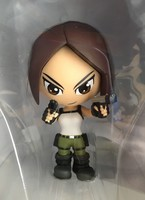 Lara Croft Collectible Mini Figurine