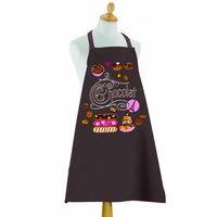 Torchons & Bouchons Apron - Eclairs au Chocolat