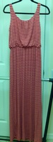 Gilli Striped Maxi Dress