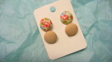 Flitwicks Earrings Set