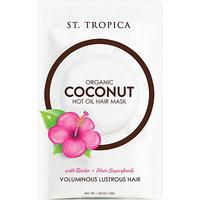 Organic Coconut Hot Oil Hair Mask