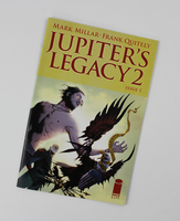 Jupiter's Legacy 2 comic book, issue 1