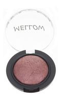 Mellow Cosmetics Baked Eyeshadow in Plum
