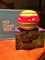TMNT 3D mug