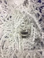 "Exclusive ""Faith, Trust, & Pixie Dust"" Adjustable Copper Ring"