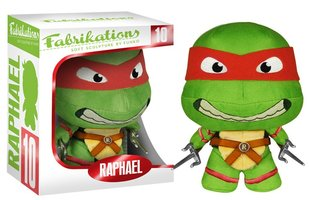 Funko Fabrikations: Teenage Mutant Ninja Turtles Raphael Soft Sculpture