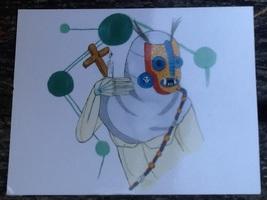 Sketchbox art card