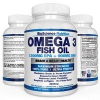 Omega 3 Fish Oil 2250mg