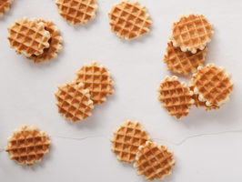 Mini Belgian Waffles