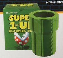 Super 1-Up Planting Pot from Geek Fuel