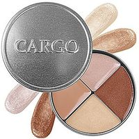 Cargo Lip Gloss Quad in South Beach