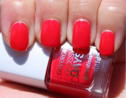 CoverGirl Glossy Days Glosstinis in Raving Hot