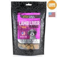 Etta Says! 100% Natural Lamb Liver Yumms