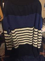 Fate Striped Sweater in Medium - Stitch Fix