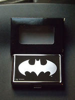 batman symbol card holder by buckle-down