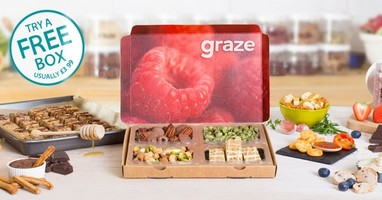 Free Graze.com Box -- UK Only -- Free with Swap