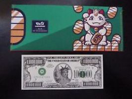 Money Meowth Pay Day Wallet