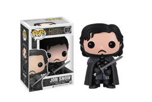 Funko Pop: Jon Snow (GOT #07)