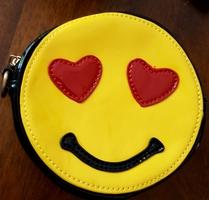 emoji purse / clutch