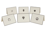 D.L. & Co Rotten Luck Boxed Stationery Set of 12