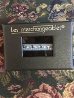 Les interchangeables Blue Star Bracelet
