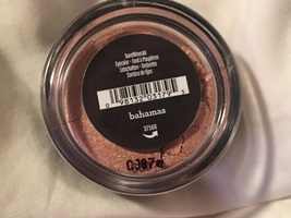 Bare minerals eye shadow in bahamas